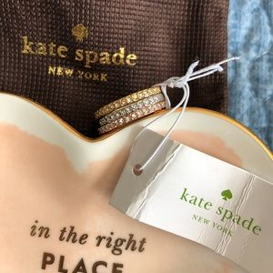 NWT Kate Spade ring size 6